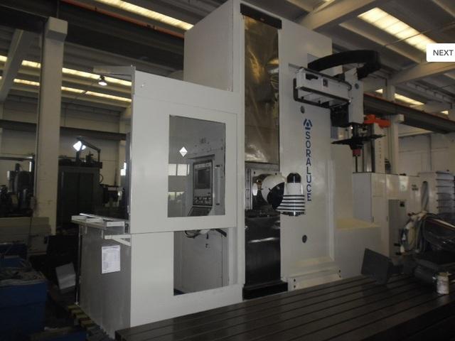 mehr Bilder Soraluce SP 16000 Bettfräsmaschinen