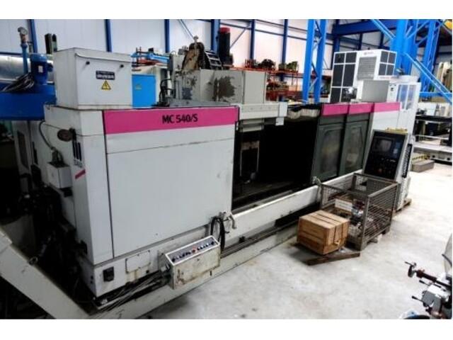 mehr Bilder Fräsmaschine Stama MC 540 / S