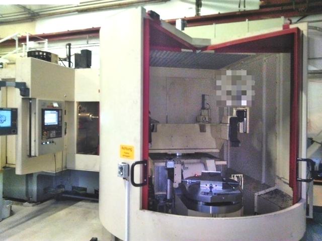 mehr Bilder Fräsmaschine Starrag Heckert STC 630 D