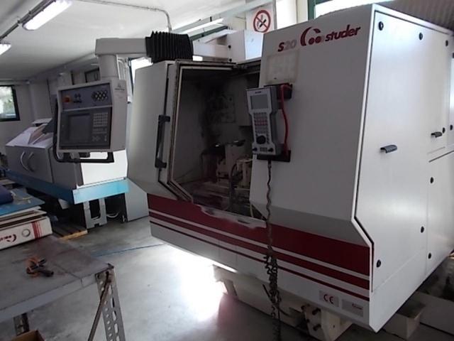 mehr Bilder Schleifmaschine Studer S 20