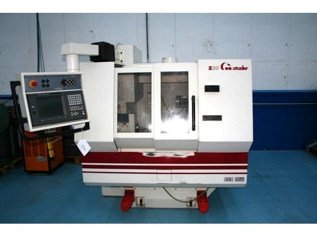 mehr Bilder Schleifmaschine Studer S 20 CNC