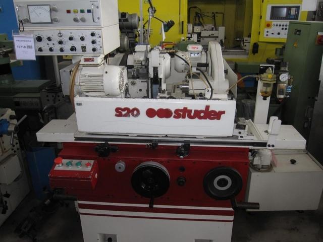 mehr Bilder Schleifmaschine Studer S 20-2