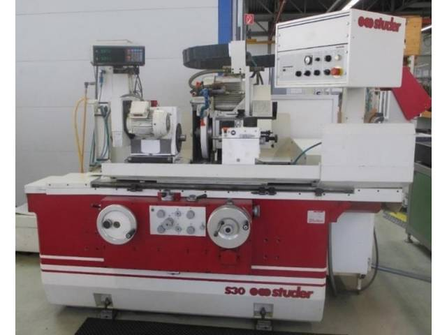 mehr Bilder Schleifmaschine Studer S 30 - 1