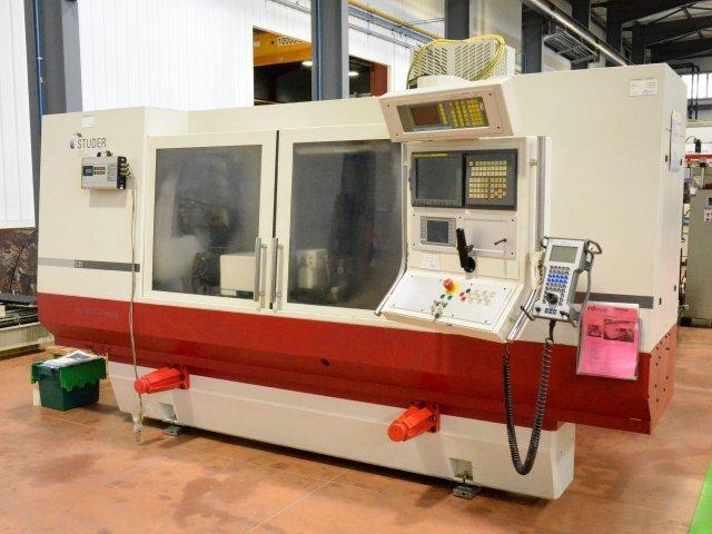 mehr Bilder Schleifmaschine Studer S 31