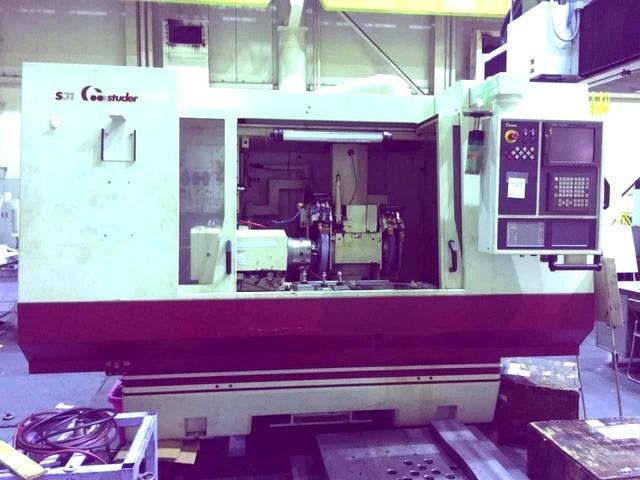 mehr Bilder Schleifmaschine Studer S 31 universal full +B axis + C axis