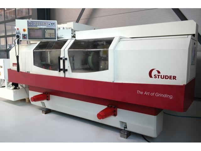 mehr Bilder Schleifmaschine Studer S 33