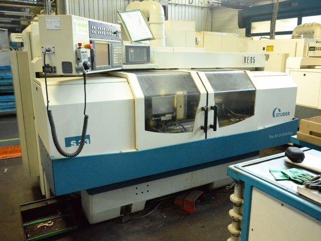 mehr Bilder Schleifmaschine Studer S 33 CNC