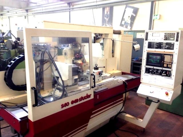 mehr Bilder Schleifmaschine Studer S 40 - 4
