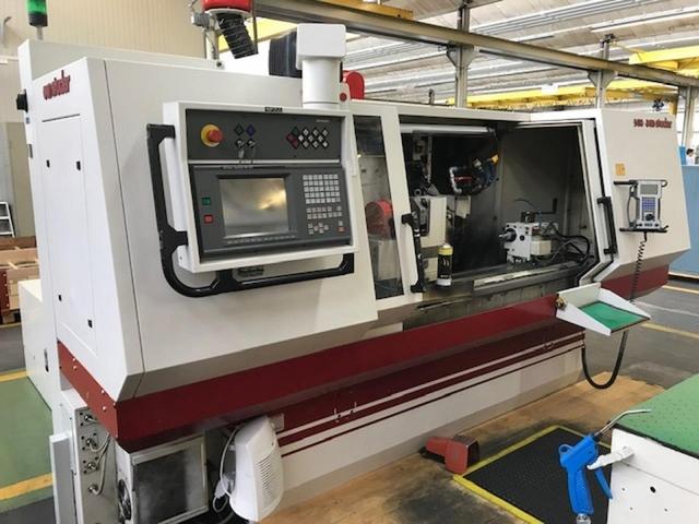 mehr Bilder Schleifmaschine Studer S 40 CNC