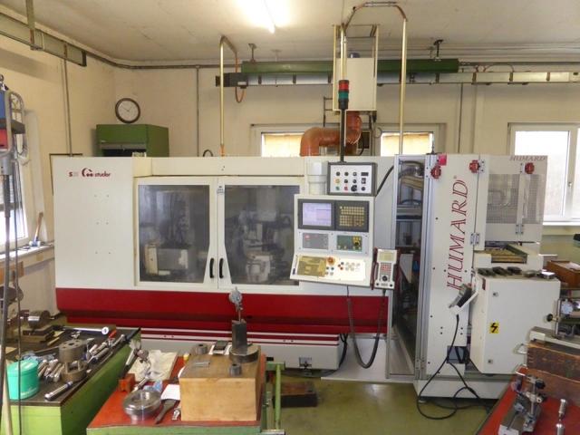 mehr Bilder Schleifmaschine Studer s 31 CNC