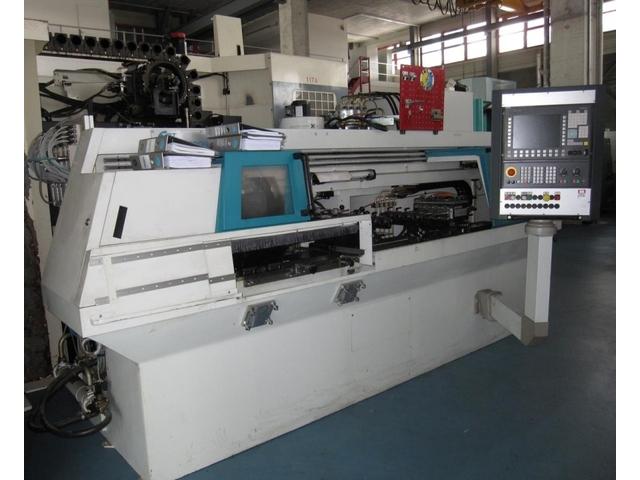 mehr Bilder TBT ML 200 - 4 - 1200 Tieflochbohrmaschinen