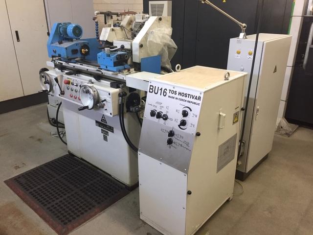 mehr Bilder Schleifmaschine TOS BU 16