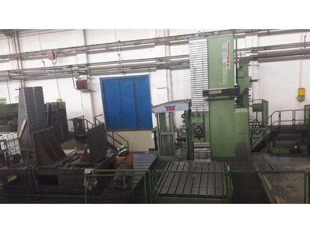 mehr Bilder TOS Varnsdorf WRD 130 Q CNC Bohrwerke