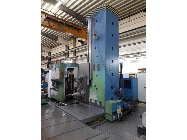 mehr Bilder TOS WHN 13.8 CNC Bohrwerke