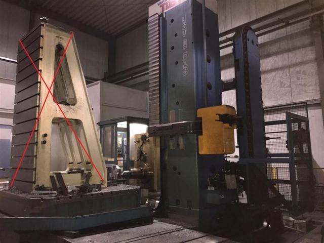 mehr Bilder TOS WHQ 13 CNC Bohrwerke
