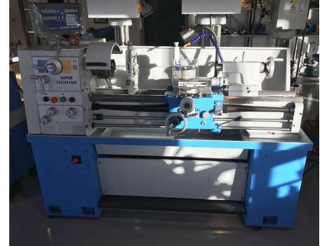 mehr Bilder ToRen C 6236 x 1000 Vario konventionelle Drehmaschinen