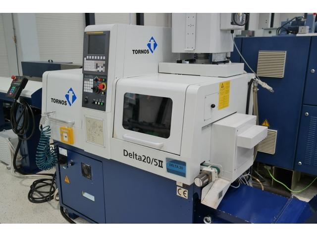 mehr Bilder Tornos Delta 20 / 5 II Langdrehmaschinen