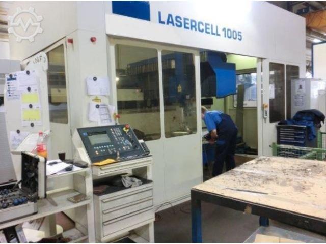 mehr Bilder Trumpf Lasercell 1005 (TLC) Laserschneidanlagen