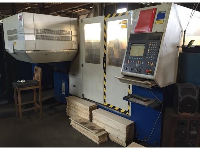 mehr Bilder Trumpf TCL 3030 - 4000 W Laserschneidanlagen