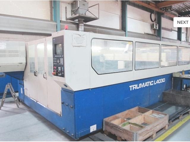 mehr Bilder Trumpf TCL 4030 - 3000 W Laserschneidanlagen