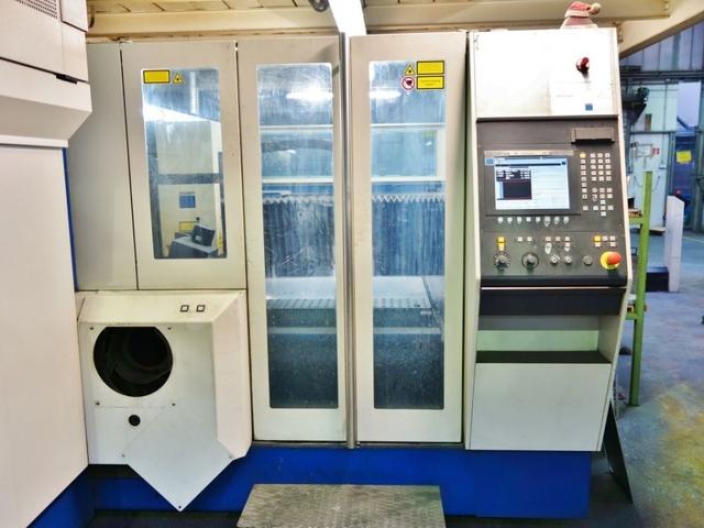 mehr Bilder Trumpf TC 3050 6kW (L 15) Laserschneidanlagen