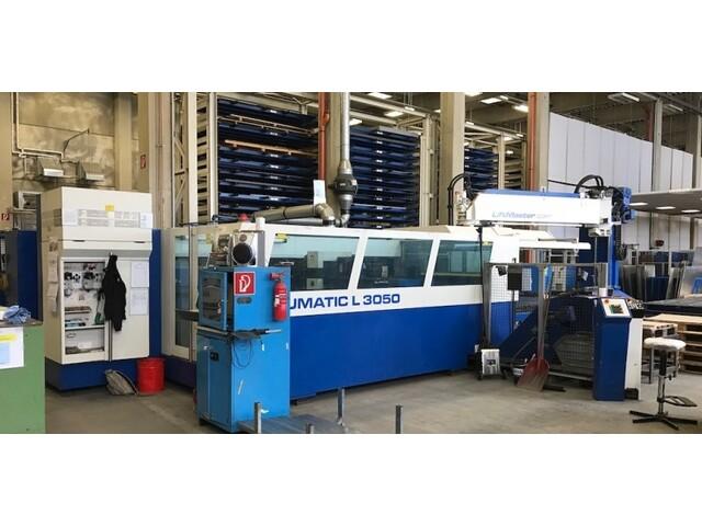 mehr Bilder Trumpf TC L 3050 - 6000 W LiftMaster Laserschneidanlagen