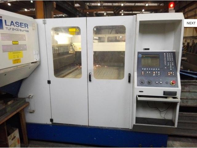 mehr Bilder Trumpf TCL 3030 - 2400 W Laserschneidanlagen