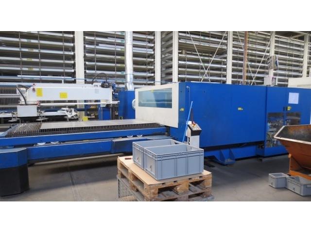 mehr Bilder Trumpf TruLaser 5030 classic - 5000W Laserschneidanlagen