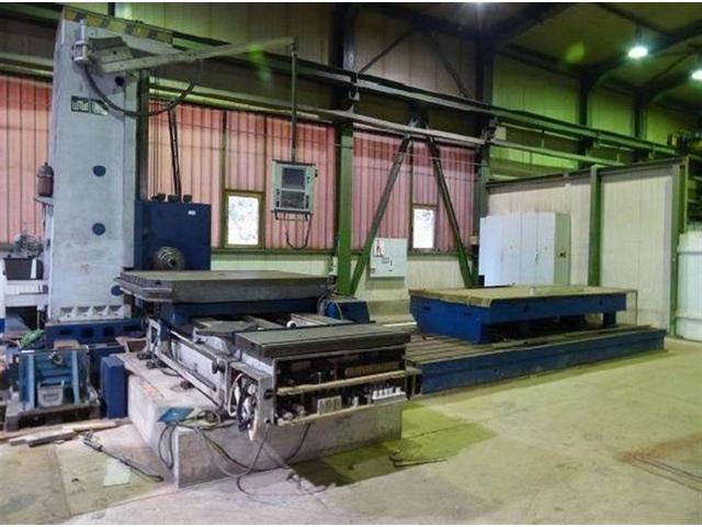 mehr Bilder Union BFP 130 / 6 Bettfräsmaschinen, Bohrwerke