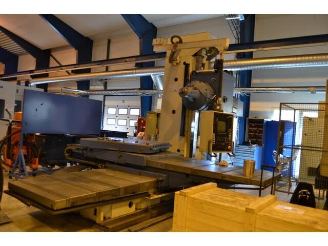 mehr Bilder Union BFT 110 - 8 Bettfräsmaschinen, Bohrwerke