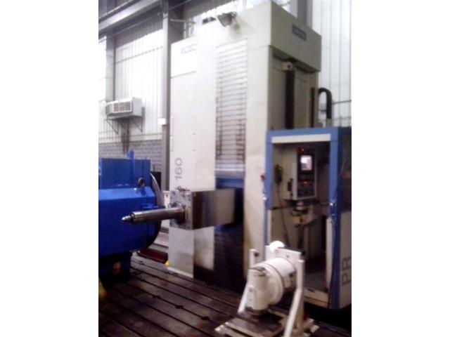 mehr Bilder Union PCR 160 CNC Bohrwerke