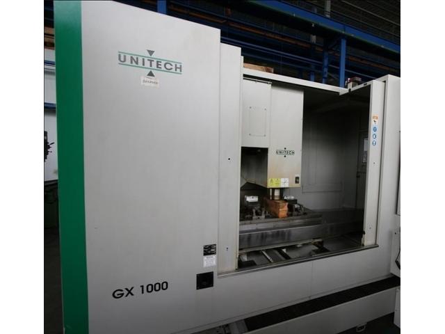 mehr Bilder Fräsmaschine Unitech GX 1000