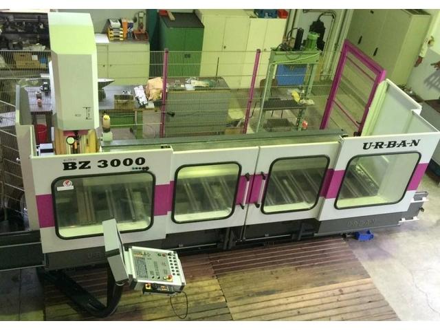 mehr Bilder Fräsmaschine Urban BZ 3000