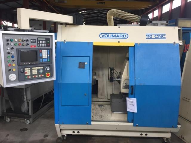 mehr Bilder Schleifmaschine Voumard 110 CNC