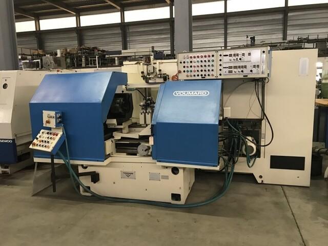 mehr Bilder Schleifmaschine Voumard 430 X2 Y2 Z - revidiert