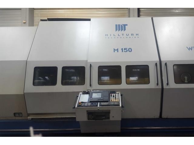 mehr Bilder Drehmaschine WFL M 150 / 6500
