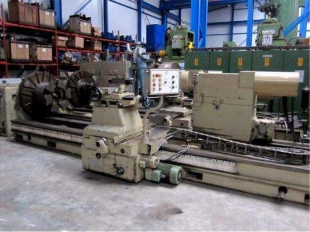 mehr Bilder Drehmaschine WMW Niles DPS 1400 / DPS 1800 / 1
