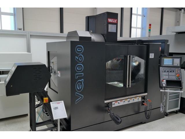 mehr Bilder Fräsmaschine Wele VQ 1060