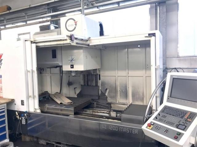 mehr Bilder Wemas VZ 1200, Fräsmaschine Bj.  2008