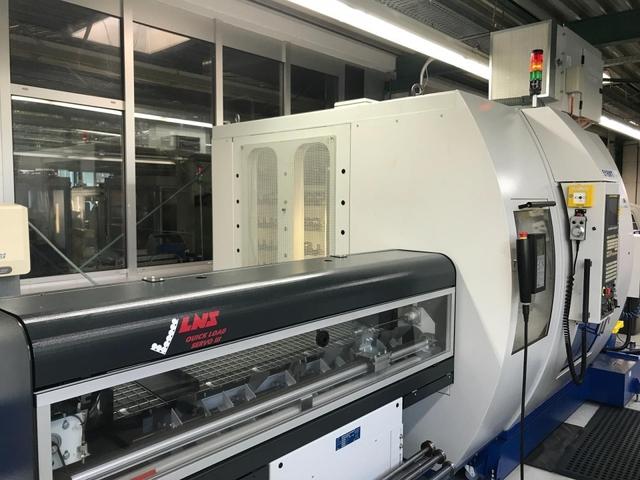 mehr Bilder Drehmaschine Willemin - Macodel MT 518 Dreh- Fräszentrum