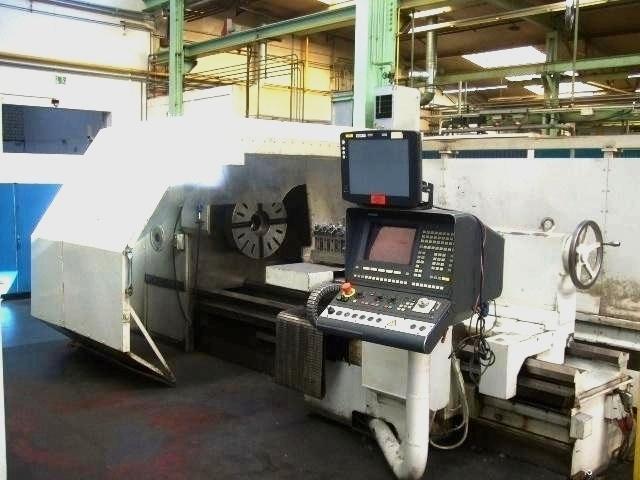 mehr Bilder Drehmaschine Wohlenberg U - 1070 S