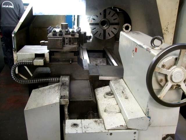 Drehmaschine Wohlenberg U - 1070 S  -1