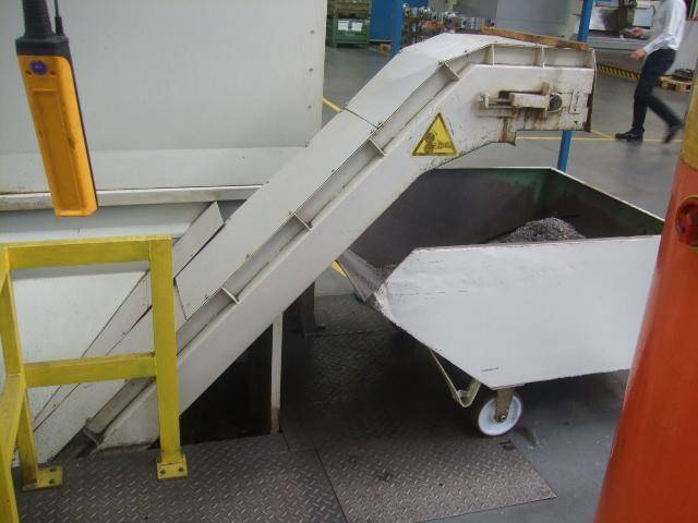 Drehmaschine Wohlenberg U - 1070 S  -4
