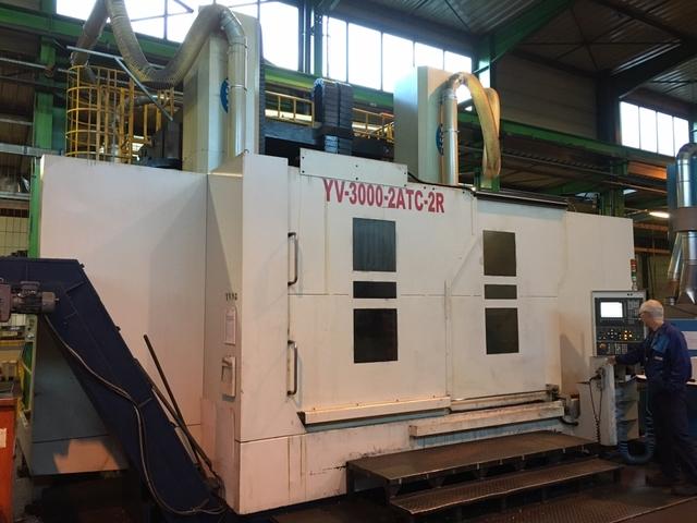 mehr Bilder Drehmaschine YOU JI VTL 3000 - 2 ATC - 2 R