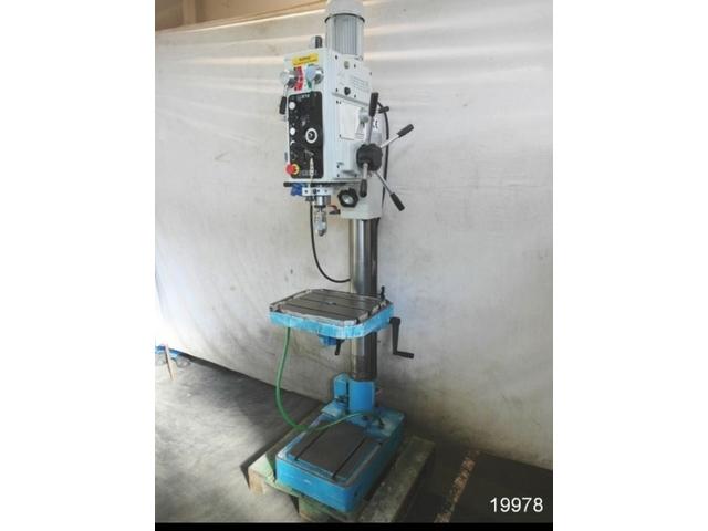 mehr Bilder ZMM-METALIK PK35A Ständerbohrmaschinen