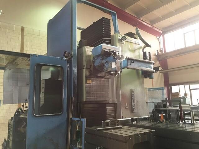 mehr Bilder Zayer 30 KCU 5000 Bettfräsmaschinen