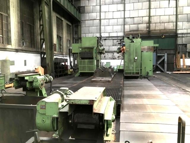 mehr Bilder Zayer 30 KCU  10000 Twin Travelling Column Bettfräsmaschinen