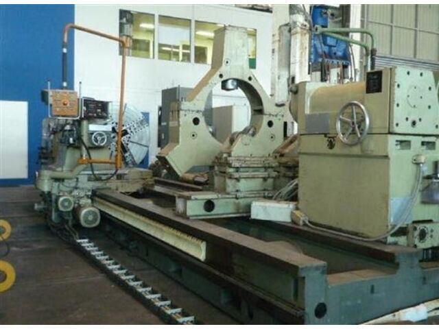 mehr Bilder Drehmaschine Zerbst DP 1 / S 3 x 5000