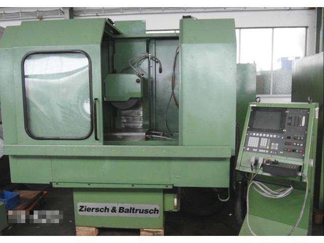 mehr Bilder Schleifmaschine Ziersch & Baltrusch Starline 600 CNC