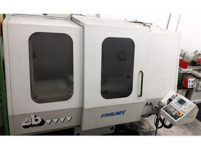 mehr Bilder Schleifmaschine Ziersch + Baltrusch Starline 500 E